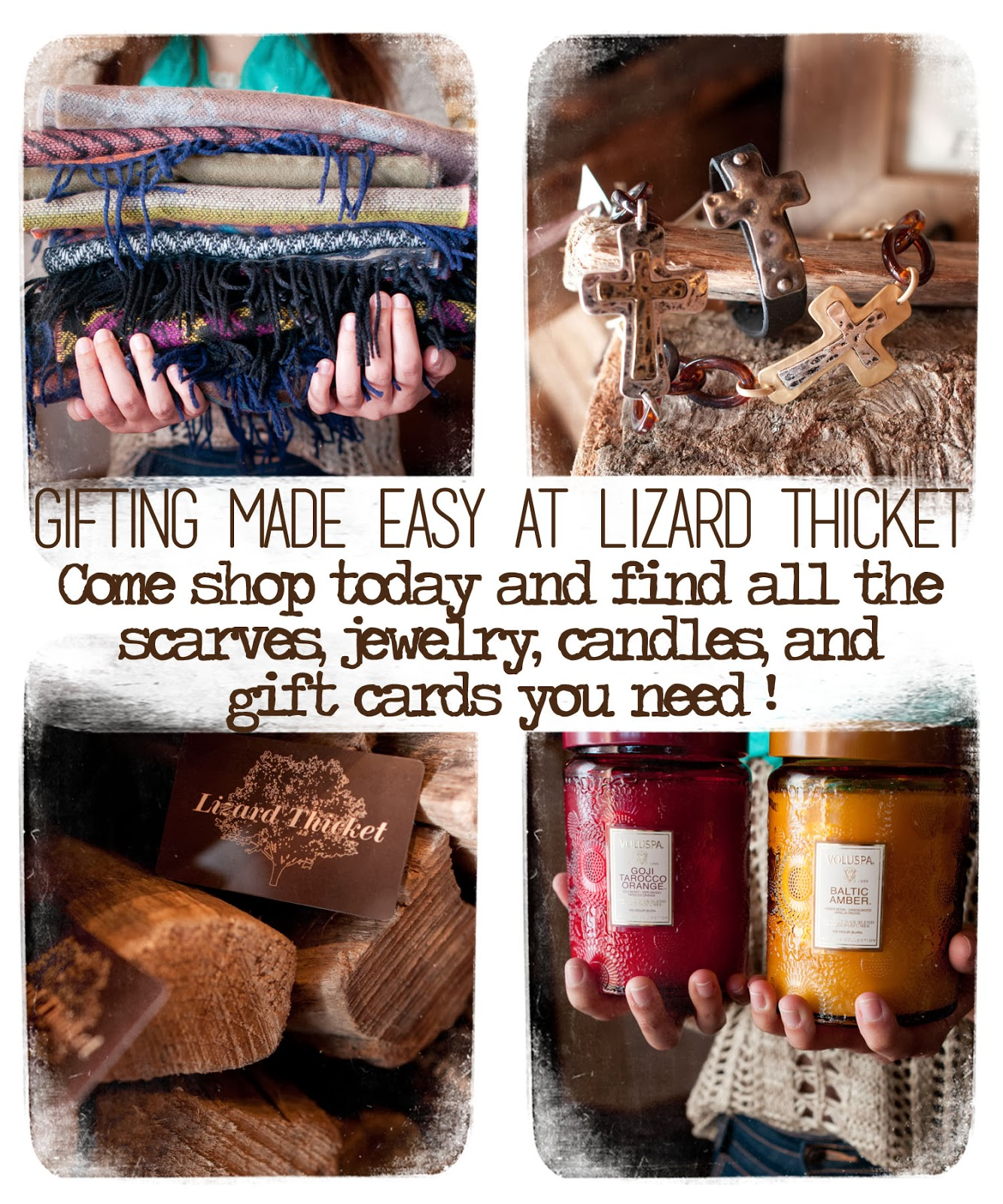 12 days ago· Lizard Thicket's stylish clientele can wear their clothing with the confidence that their wardrobe is as unique as they are. Lizard Thicket is rooted in style, growing in purpose.