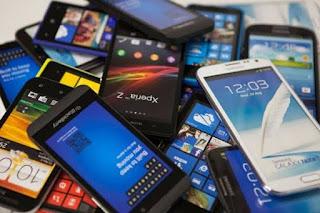 jauhkan smartphone dari barang elektronik dan magnet