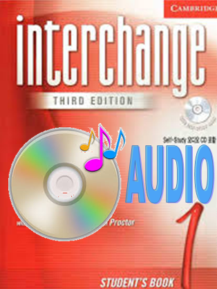 Interchange Students Book 1 With Audio Cd Third Edition
