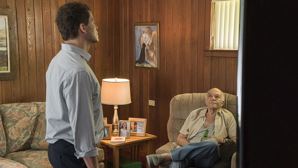 Jimmy Mc Nulty, Hector Salamanca, The affair Noah and Dad