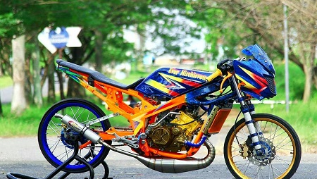 modifikasi ninja r