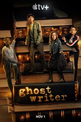 Ghostwriter Series Poster