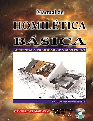 Salomón De La Cruz Tuyub Uc-Manual De Homilética Básica-