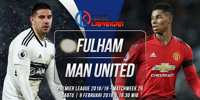 Prediksi Bola Fulham vs Manchester United Liga Inggris