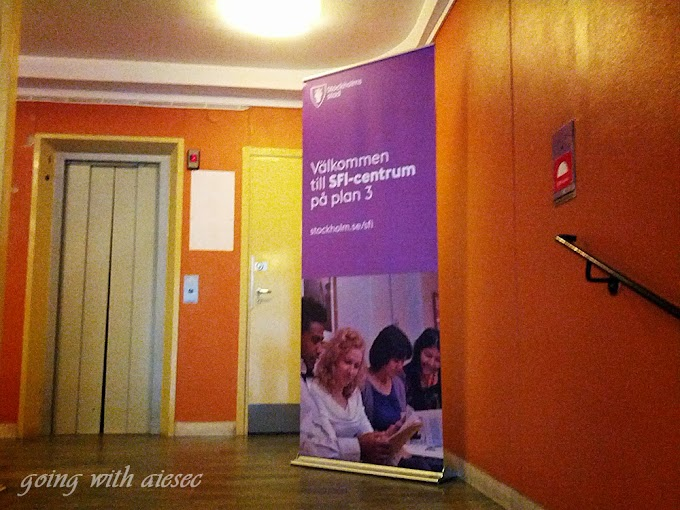 SFI - Szwedzki dla imigrantów - rejestracja