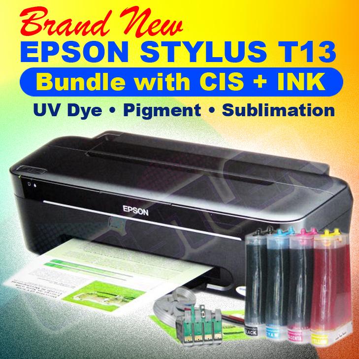 Printing, Material & Machine Supply: EPSON T13 Printer