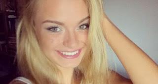 Mercedesz Henger figlia di eva