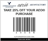 American eagle printable coupons blogspot