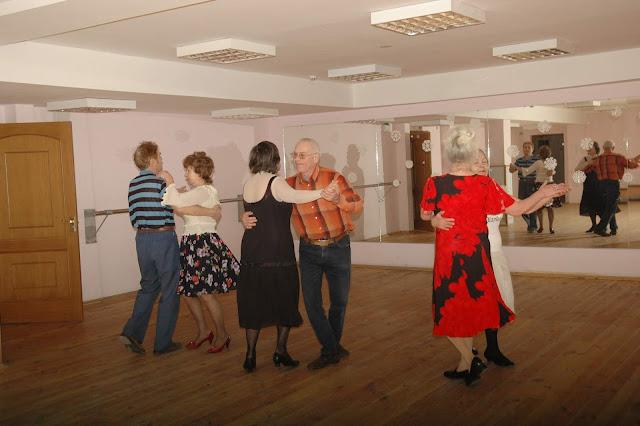 занятия танцами ветеранов