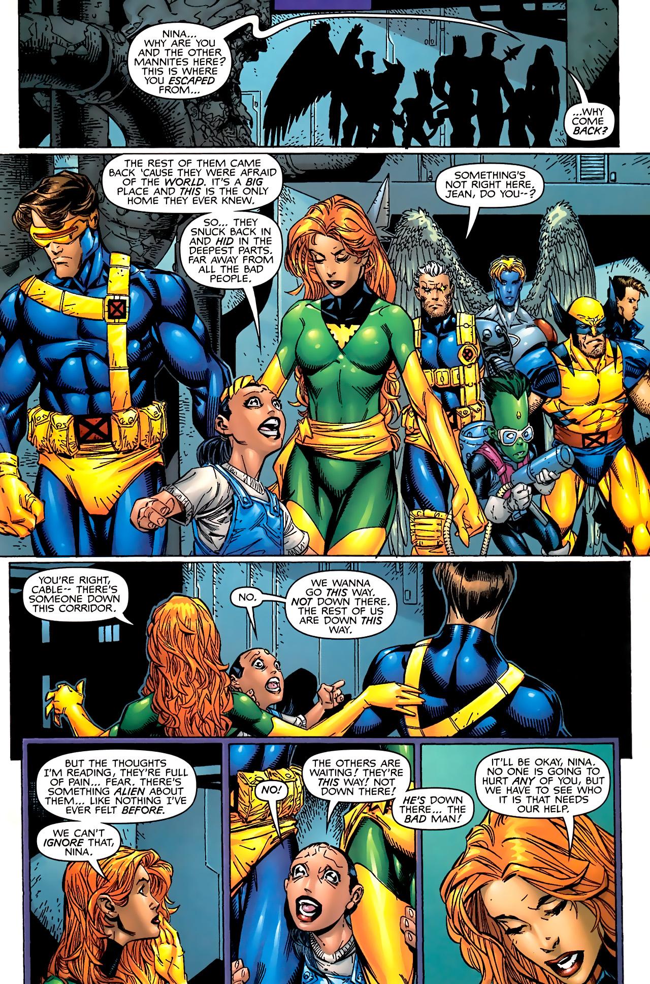 Read online Astonishing X-Men (1999) comic -  Issue #1 - 15