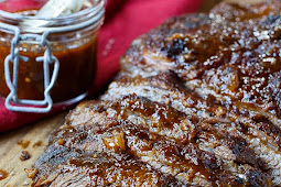 The Best Oven-Barbecued Beef Brisket