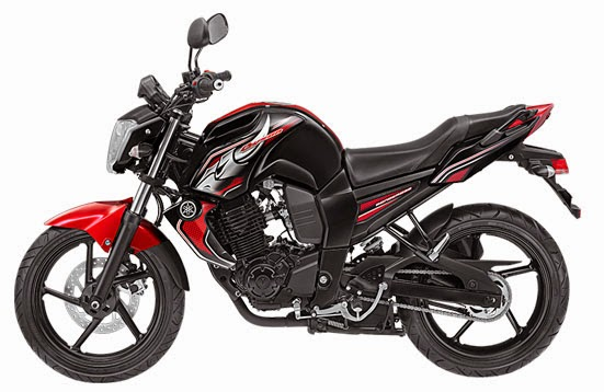 Yamaha New Byson Black Armor