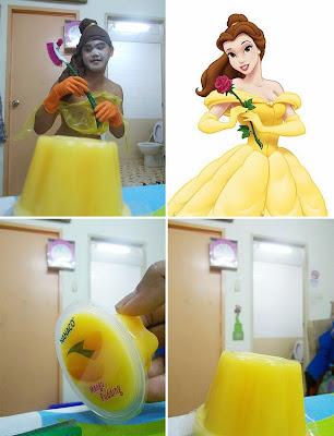 Disfraz de Bella cosplay
