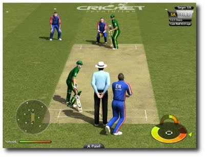 Pc for download cricket version 3d full free games