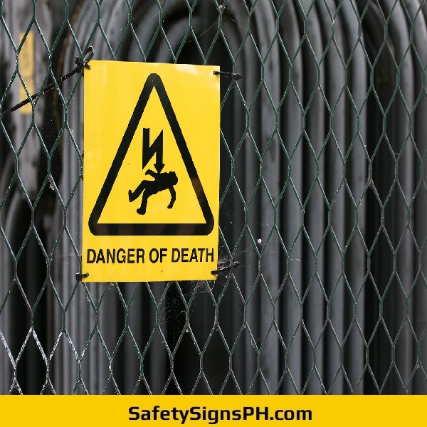 Danger of Death Sign Philippines