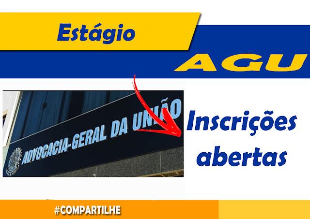 AGU abre vagas de estágio em Rondônia