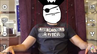 Membuat Meme Comic Lucu di Android dengan Modface free