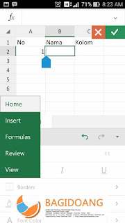 Aplikasi Microsoft Excel Gratis