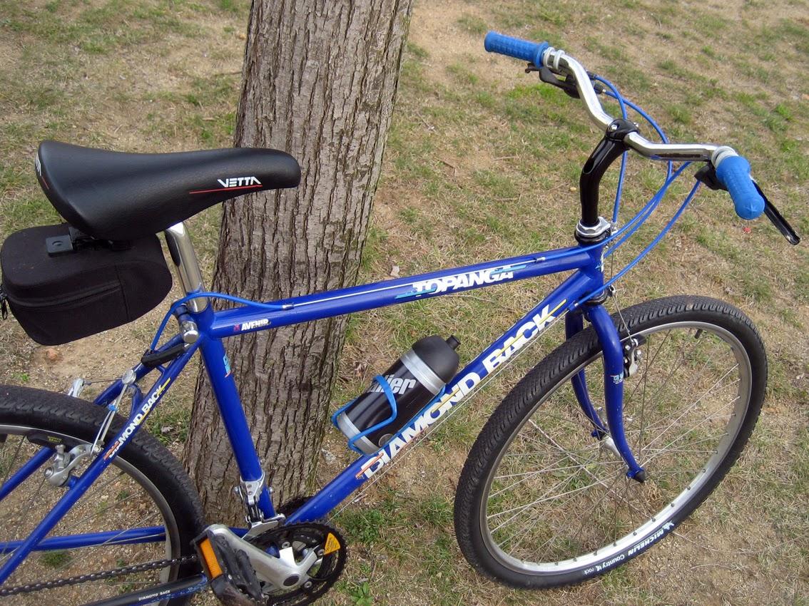 Diamondback Topanga Mountain Bike