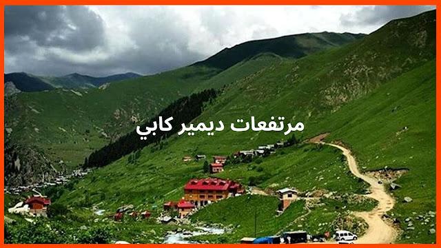مرتفعات ديمير كابي