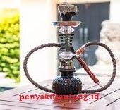 gambar shisha rokok arab