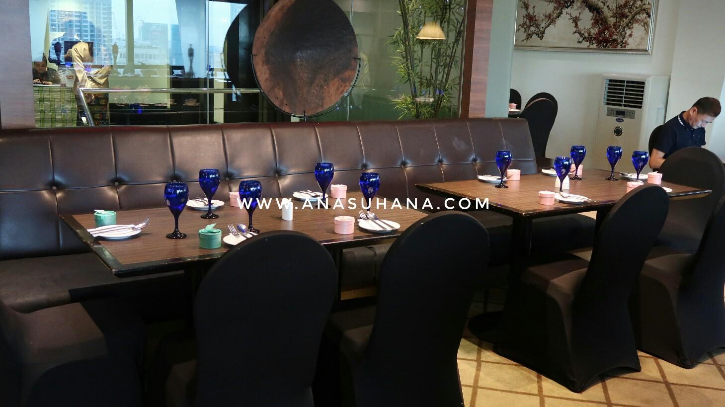 Juadah Warisan Pacific Regency Hotel Suites