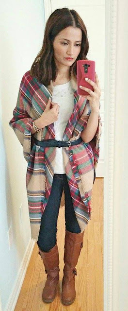Never New: Scarves As Shirts, Belts, And More...