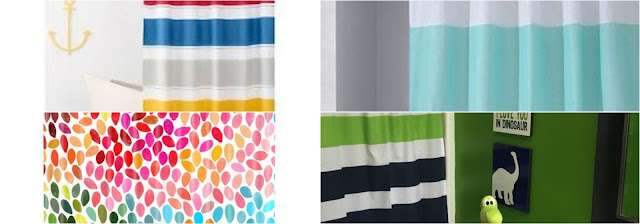 Bathtub Curtains: Fashionable And Colorful Designs