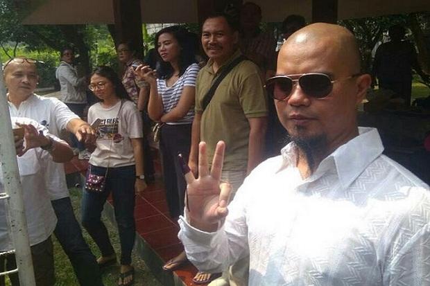 Anies-Sandi Unggul, Ahmad Dhani Tak Jadi Pindah Rumah