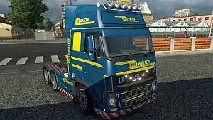 Volvo 2009 by ohaha