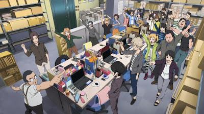 pembuatan anime part 2