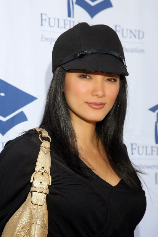 Beauty Asia Kelly Hu