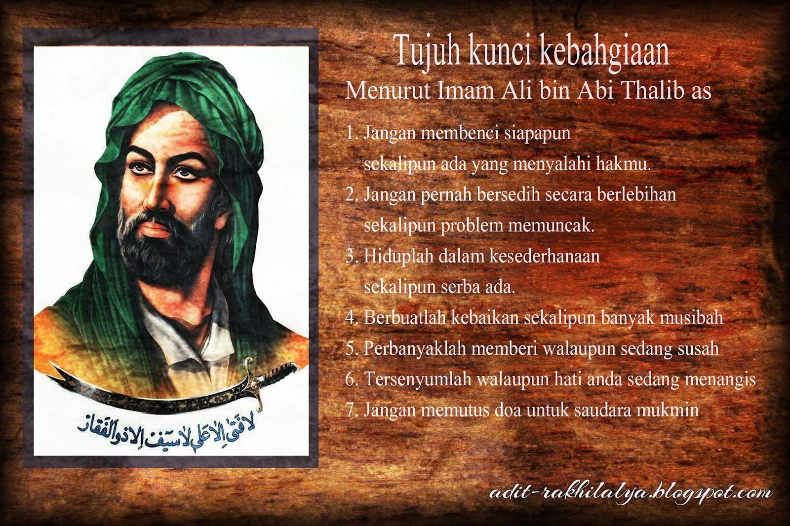 Dp Bbm Kata Bijak Ali Bin Abi Thalib
