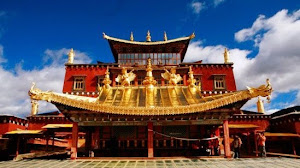Kuil Guihua dilihat dari depan