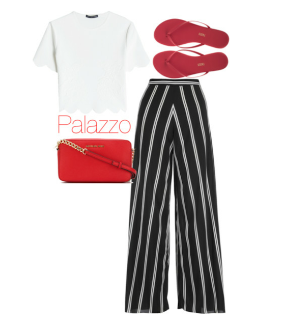Fancy Pants 2.0 | Palazzo Pants