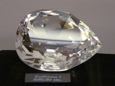 How Do Diamonds Transport From Mantle?