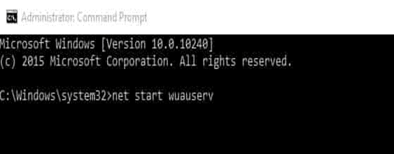 Reset the Windows Components-9