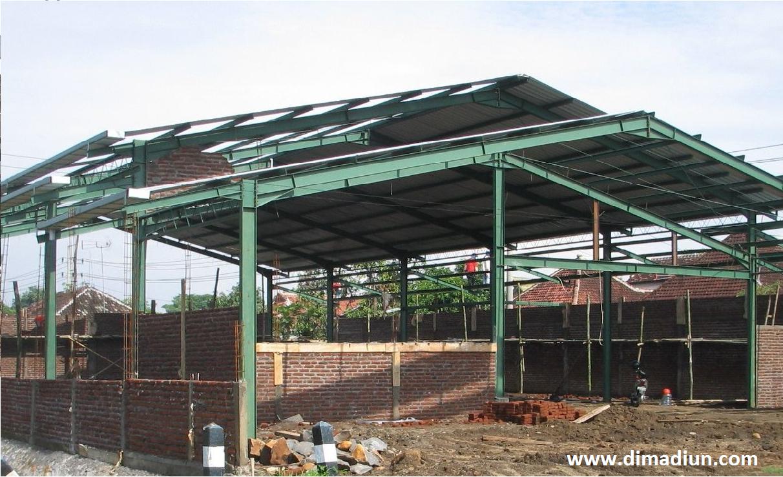 Baja Ringan Murah Ngawi Yamato Konstruksi Jasa Kontraktor Tukang Borong Bangunan Di Madiun