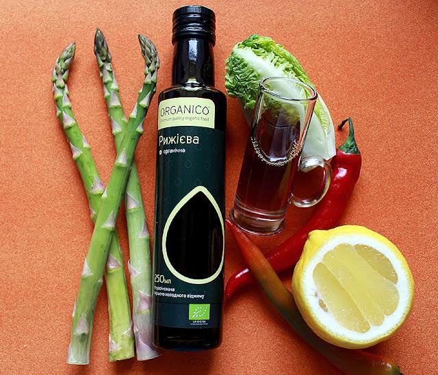 Organico: Органические растительные масла