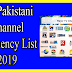All Pakistani Channel Frequency List 2019