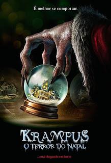 Krampus: O Terror do Natal - BDRip Dual Áudio