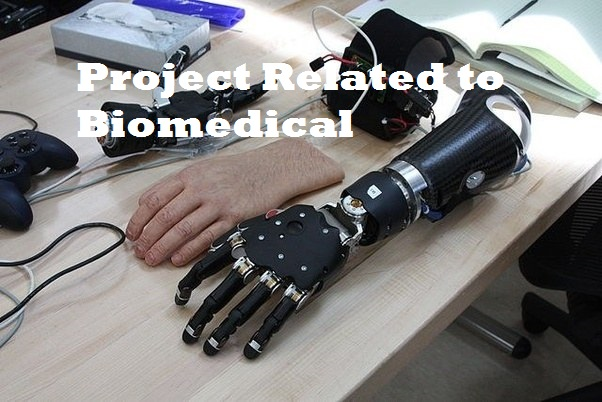 Latest Project Topics For Biomedical Engineering Students
