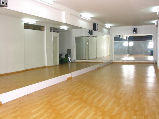 Como cambiar una Habitacion en un Salon de Danza  Danza