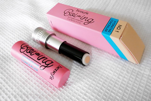 benefit boo-ing hydrating concealer