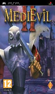 Best PSP games download: Medievil 2 (psx-psp)