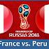 بث مباشر لمباراة فرنسا والبيرو  21.6.2018 كأس العالم دور المجموعات بجودة عالية موقع عالم الكورة