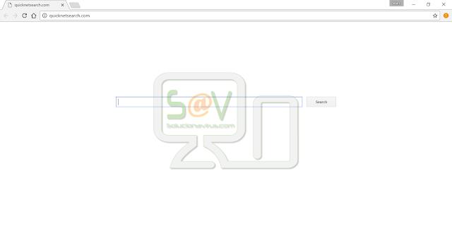 Quicknetsearch.com (Hijacker)
