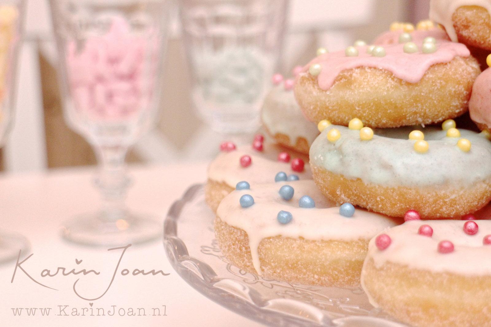 Donut Taart