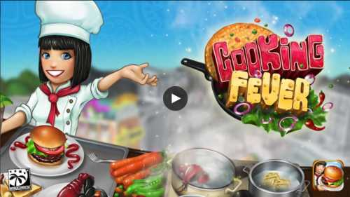 Cooking Fever Food Making Game Free Download