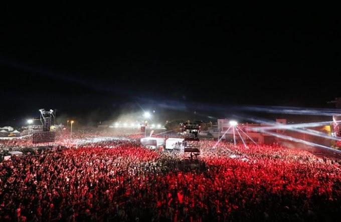 Notte della Taranta: 200 mila al concertone